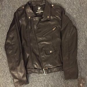 Leather jacket Beverly Hills Polo Club L